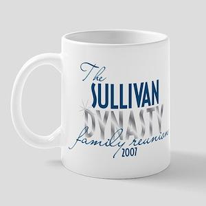 SULLIVAN dynasty Mug