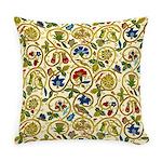 Elizabethan Swirl Embroideries Master Pillow