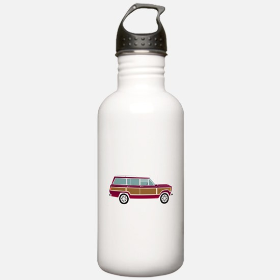 Weekend Wagon Water Bottle