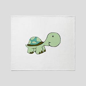 Turtle Throw Blanket