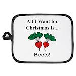 Christmas Beets Potholder