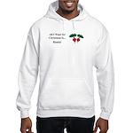 Christmas Beets Hooded Sweatshirt