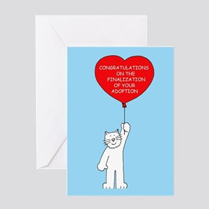 Congratulations on finalization of Greeting Cards