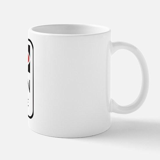 Attitude Macedonian Mug