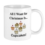 Christmas Cupcakes Mug