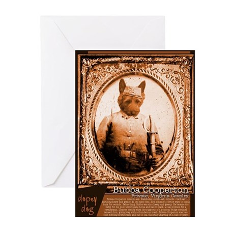 Australian Terrier BUBBA Greeting Cards (Pk of 10)