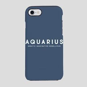 Aquarius Erratic Imaginative R iPhone 7 Tough Case