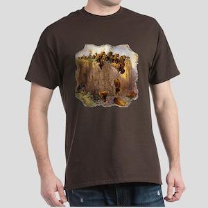 Buffalo Jump Dark T-Shirt