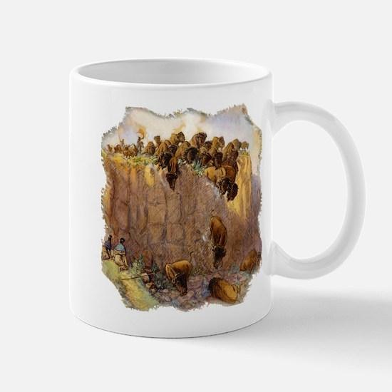 Buffalo Jump Mug