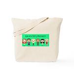 Garden Party Massacre Tote Bag