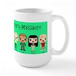 Garden Party Massacre Mugs