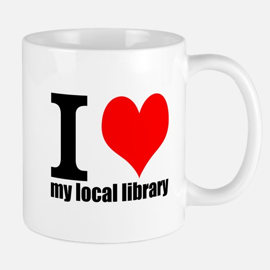 Library Love Mugs
