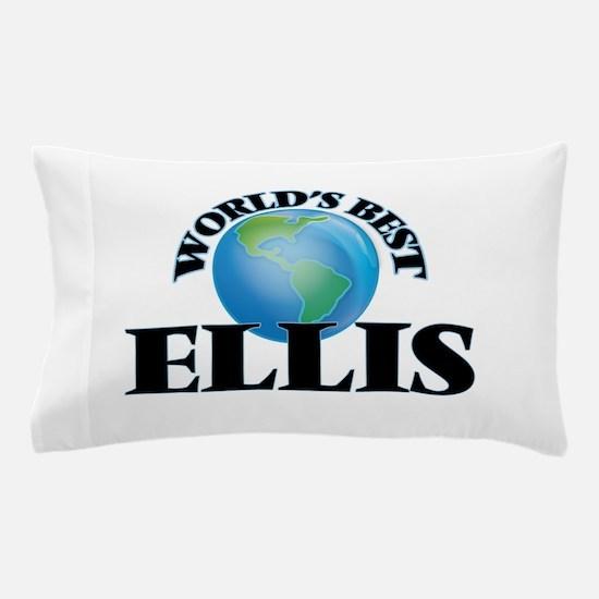 World's Best Ellis Pillow Case