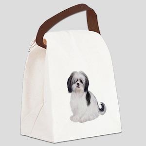 Shih Tzu (A) Canvas Lunch Bag