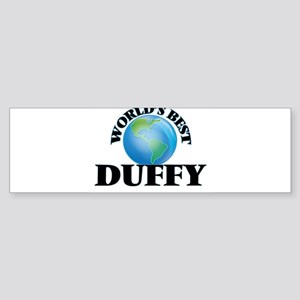 World's Best Duffy Bumper Sticker