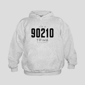 It's a 90210 Thing Kid's Hoodie