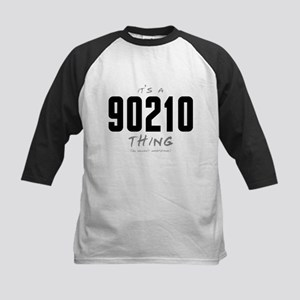 It's a 90210 Thing Kids Baseball Jersey