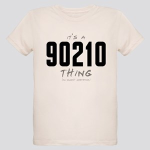 It's a 90210 Thing Organic Kid's T-Shirt