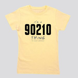 It's a 90210 Thing Girl's Tee