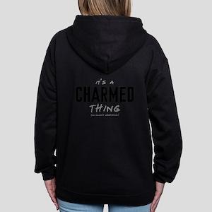It's a Charmed Thing Women's Zip Hoodie