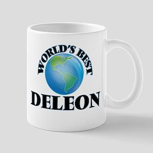 World's Best Deleon Mugs