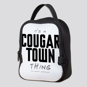 It's a Cougar Town Thing Neoprene Lunch Bag