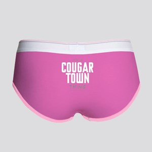 It's a Cougar Town Thing Women's Boy Brief