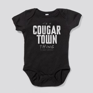 It's a Cougar Town Thing Baby Bodysuit