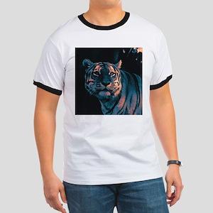 Tiger, Sunset T-Shirt