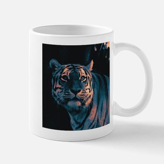 Tiger, Sunset Mugs