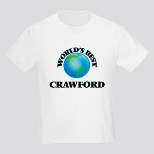 World's Best Crawford T-Shirt