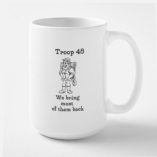 Bring Most Back Mug Mugs