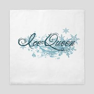 icequeentshirtC Queen Duvet