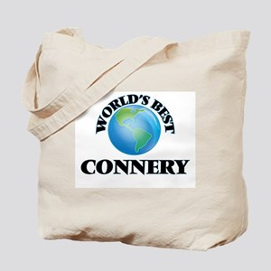 World's Best Connery Tote Bag