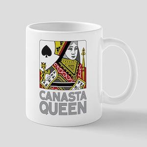 Canasta Queen Mugs