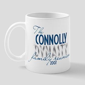 CONNOLLY dynasty Mug