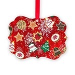 Christmas Cookies Ornament