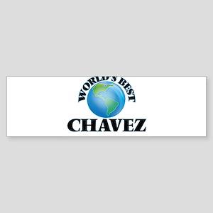 World's Best Chavez Bumper Sticker