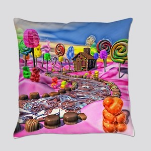 Pink Candyland Master Pillow