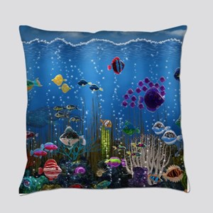 Underwater Love Master Pillow
