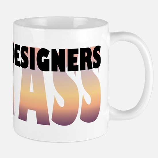 Interior Designers Kick Ass Mug