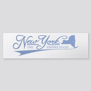 New York State of Mine Bumper Sticker