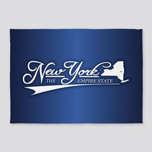 New York State of Mine 5'x7'Area Rug