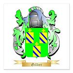 Gillier Square Car Magnet 3