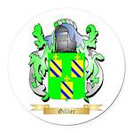 Gillier Round Car Magnet