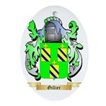 Gillier Ornament (Oval)