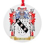 Gillett Round Ornament