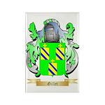 Gillet Rectangle Magnet (100 pack)