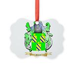Gillet Picture Ornament