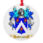 Gillespie Round Ornament